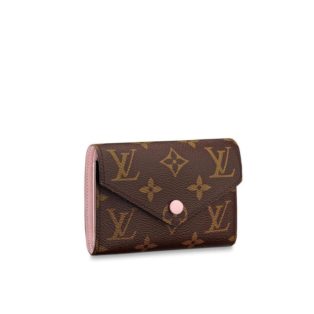 Victorine Wallet Monogram Canvas