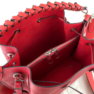 Muria Bucket Bag Red