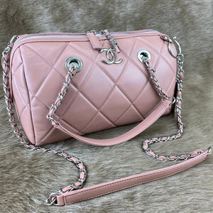 CH Bowling Bag Pink or Mink