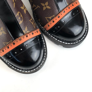 Louis Vuitton Star Trail Studded Boot
