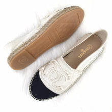 Load image into Gallery viewer, CH Tweed Espadrilles