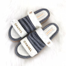 Load image into Gallery viewer, CH Trend Velcro Sandals White