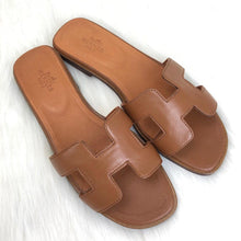 Load image into Gallery viewer, Oran Sandals Genuine Leather(Color Options)