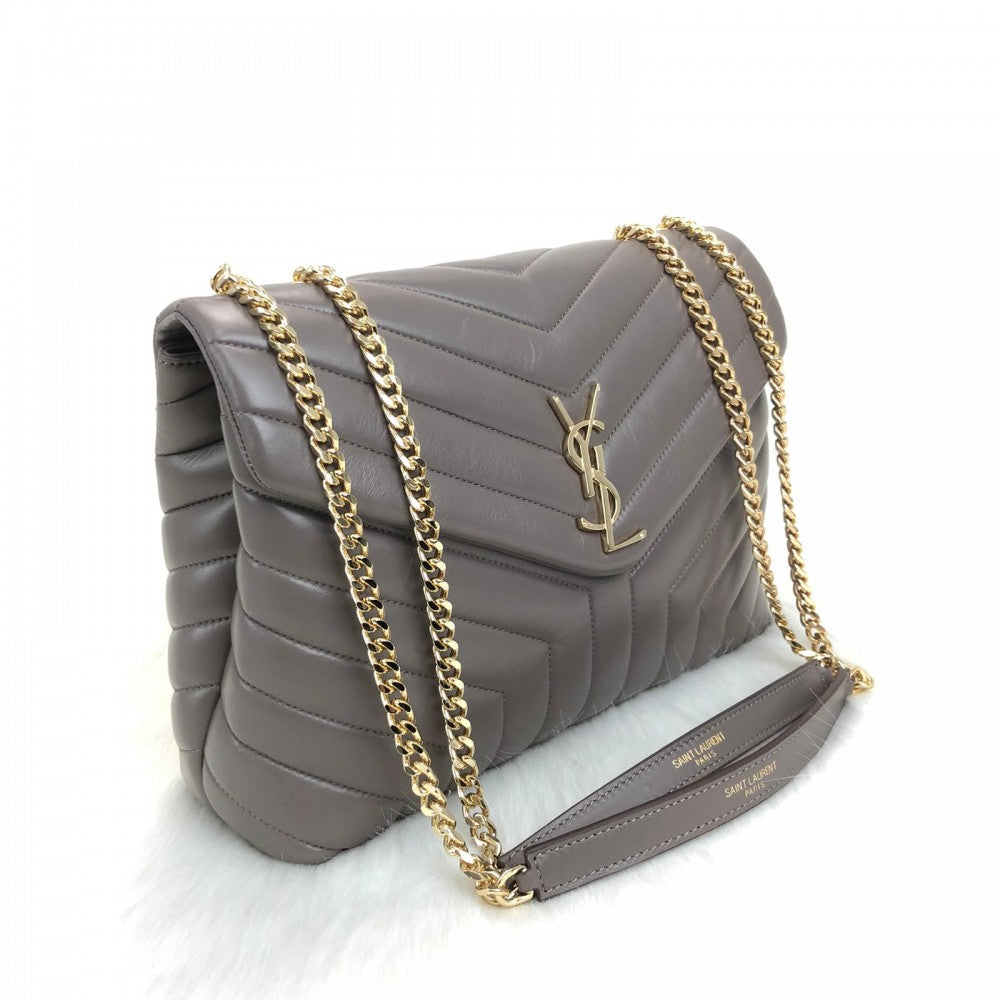 Medium Lou Lou Bag Mink