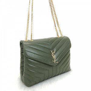 Medium Lou Lou Bag Green