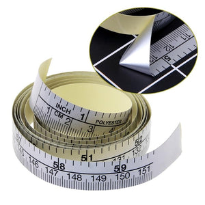 Self Adhesive Metric Measure Tape