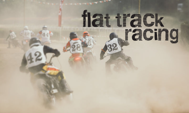 The History of American Flat Track Racing