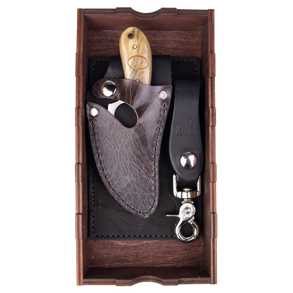 Buffalo Black & Brown Slimline Set - 5 Inch