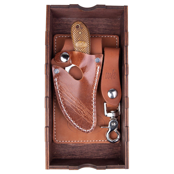 Buffalo Chestnut Slimline Set - 5 Inch