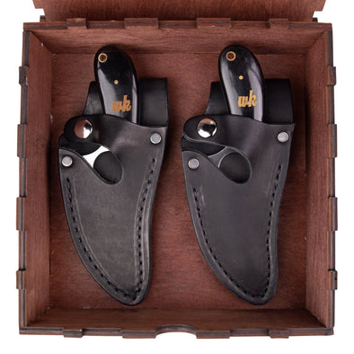 Blackout Father & Son Set (Optional Box) - 7 Inch