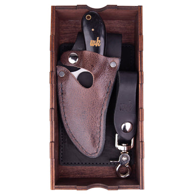 Buffalo Black & Brown Slimline Set - 7 Inch