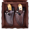 Buffalo Black & Brown Father & Son Set (Optional Box) - 7 Inch
