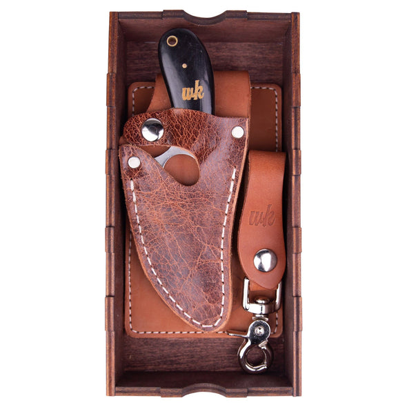 Buffalo Chestnut Slimline Set - 7 Inch