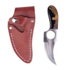 Oxblood Convertible II - 7 Inch