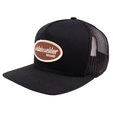 Real Trucker Hat - Black