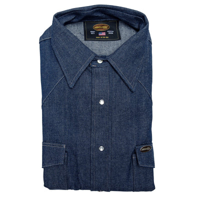 Highwayman Premium 10oz Denim Shirt