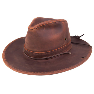 Highwayman Hat - Chestnut