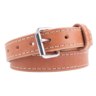 Ladies Stitched Classic Belt