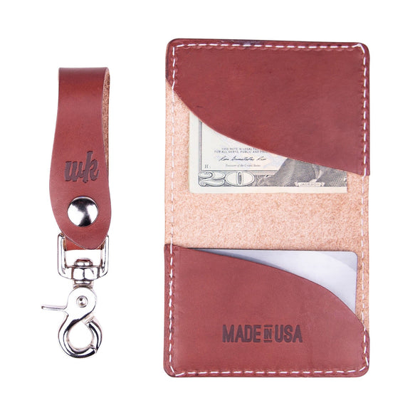 Slim Wallet & Key Hanger