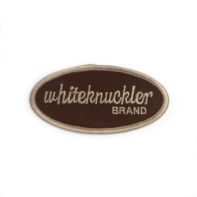 Whiteknuckler Patch