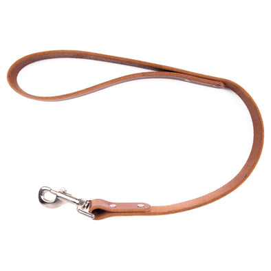 Dog Leash - Chestnut
