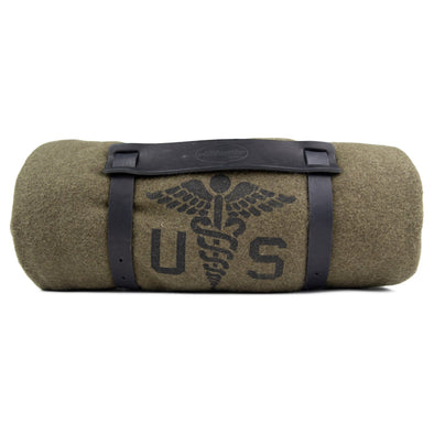 US Army Caduceus Blanket