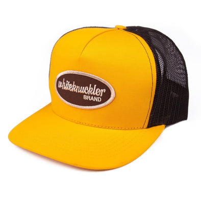 Real Trucker Hat - Golden Road