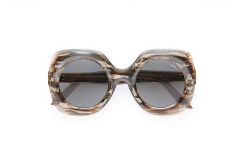 Rita Sunglasses in Almond