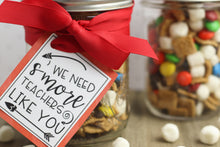 Load image into Gallery viewer, S'more Teacher Gift Tag