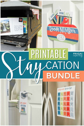 Family Staycation Bundle