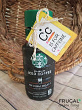Load image into Gallery viewer, Teacher Appreciation C is for Caffeine Gift Tag