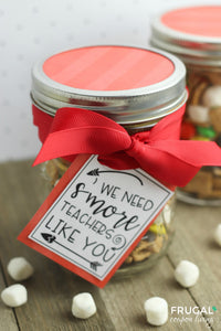 S'more Teacher Gift Tag