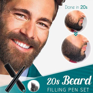 Beard Filling Pen Kit(Christmas promotion 50% OFF)