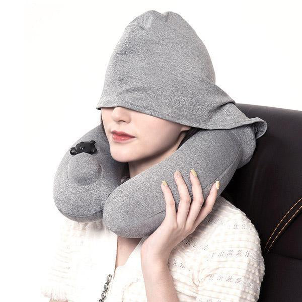 Shade Hooded Air Pillow (Buy Two Free Shipping)