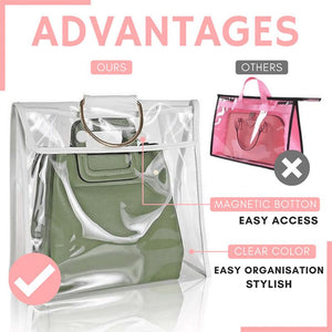 (Factory Outlet)Clear Dust-proof Bag(Limited Time Promotion-50% OFF)