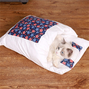 Fashionable Cat Sleeping Bag