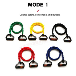 Fitness Adjustable pull rope