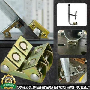 Adjustable Magnetic Welding Holder