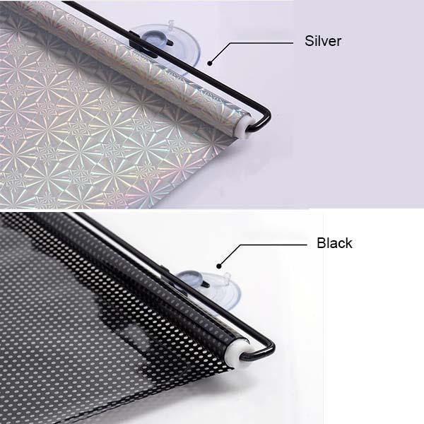 Suction Cup Window Shade Visor