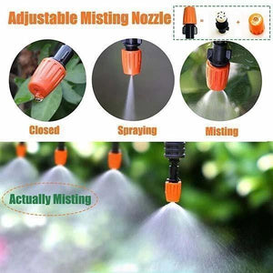 Courtyard Patio Misting Cooling kit?(Summer Promotion)
