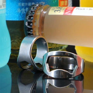 Stainless Steel Ring Opener(5PCS)
