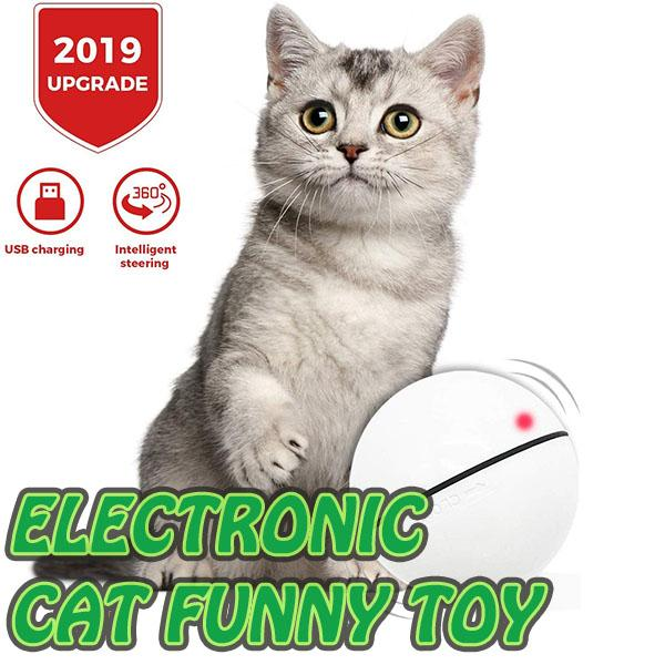 Electronic Cat Funny Toy