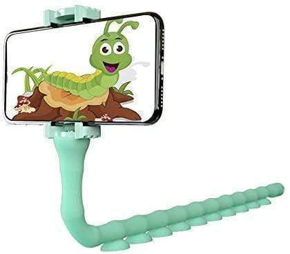 Cute Worm Lazy Mobile Phone Holder