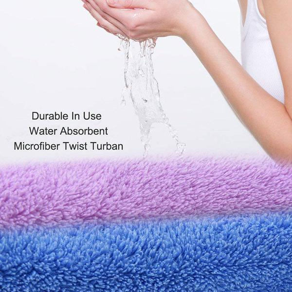 (Factory Outlet) (50% OFF!!) Rapid Drying Hair Towel