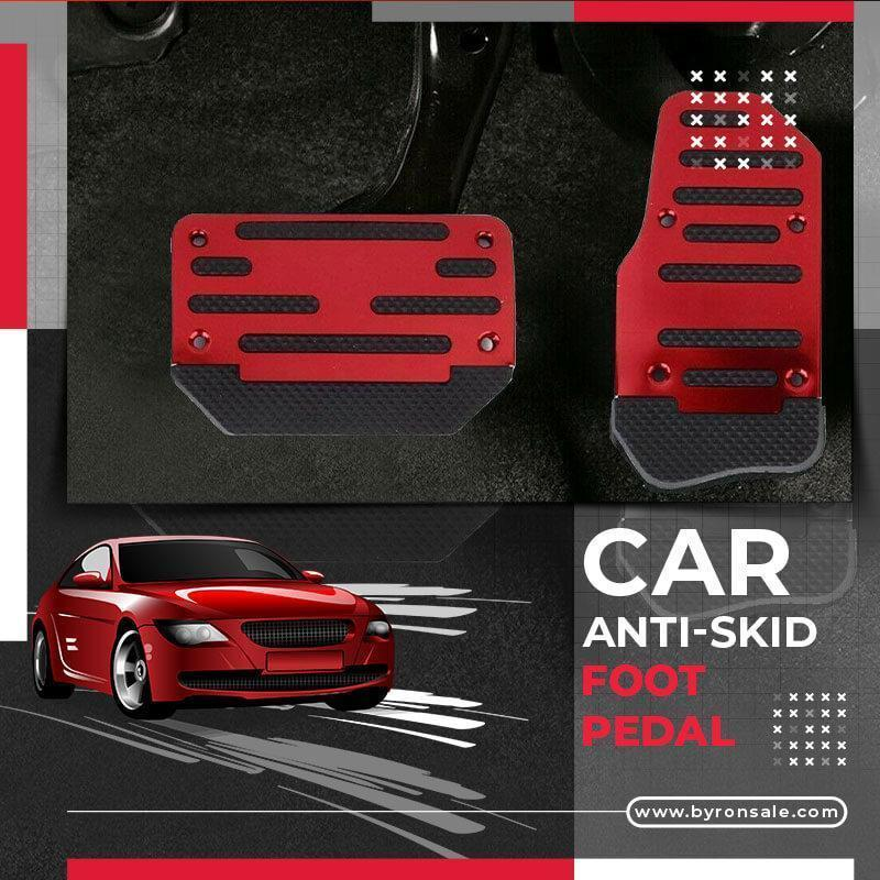 Car Anti-skid Foot Pedal