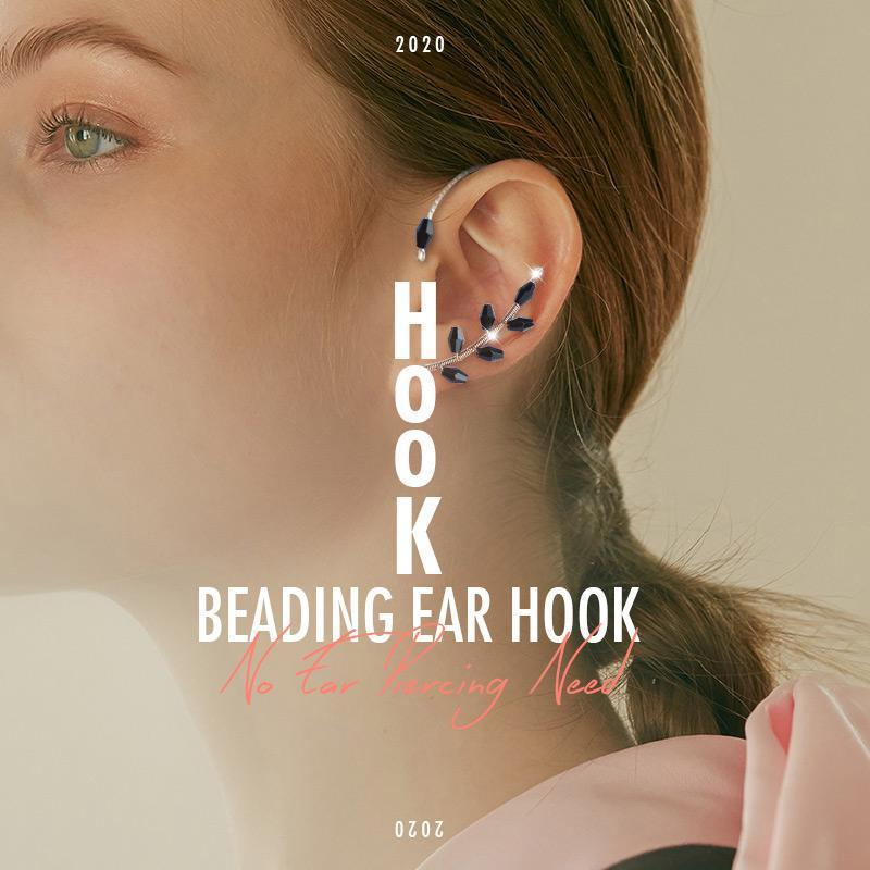 Beading Ear Hook (2pcs)