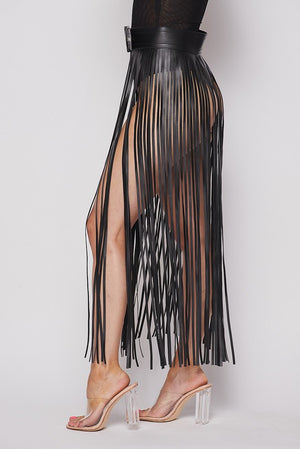BG-006 Fantastic Long Fringe Belt