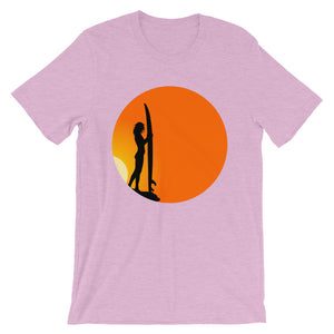 Slimbo sunset - dropthetee
