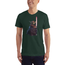 Load image into Gallery viewer, Yoda as part of the dark side of the force - dropthetee