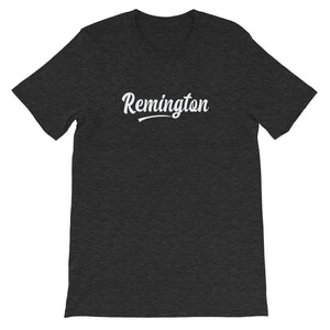 Remington Vintage T-shirt - dropthetee